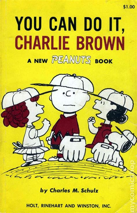 peanuts every sunday 1971 1975 books you can do it brown sc 1963 peanuts book comic