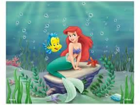 the little mermaid disney princess wallpaper 9579764
