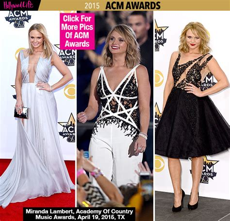 acm awards 2015 miranda lambert changes her outfit four miranda lambert s dresses at acm awards vote on your fave