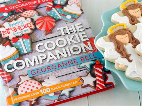 Cookie Giveaway - the cookie companion book giveaway semi sweet designs