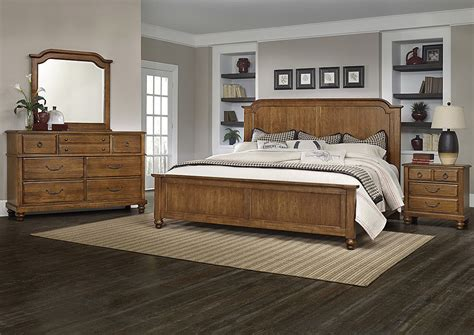 Gavigan S Home Furnishings Arrendelle Antique Cherry Arch Gavigans Bedroom Furniture