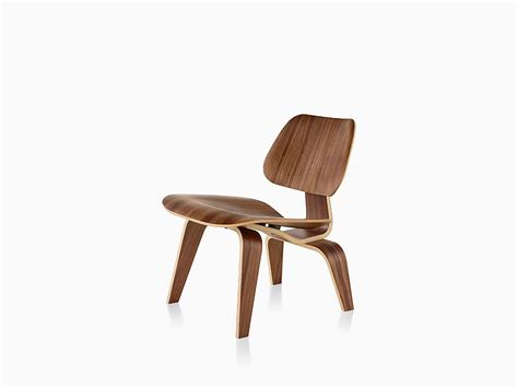 eames molded plywood chair eames molded plywood lounge chair with wood base herman
