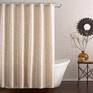buy luxury fabric shower curtains from bed bath beyond