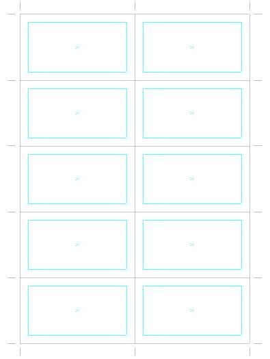 2x2 blank card template on 8 5 and 11 inch portrait business card template ai by creativetuts on deviantart