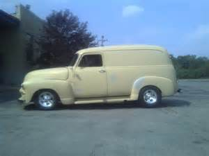 1954 chevrolet panel truck 0 possible trade 100426484