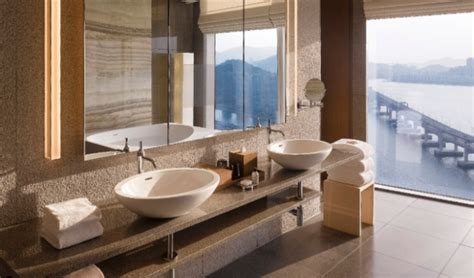 presidential suite bathroom a luxury cultural holiday in south korea black tomato