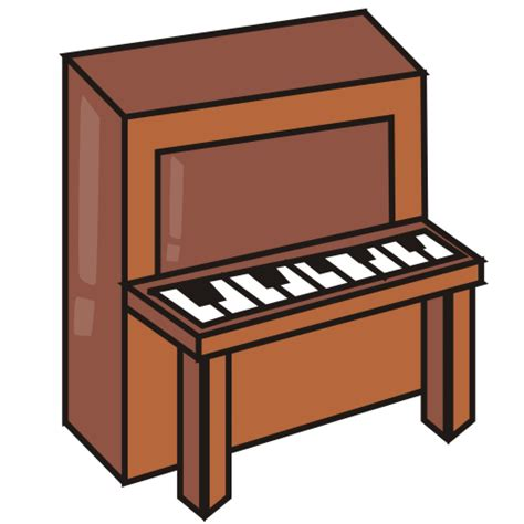 cartoon themes piano cartoon piano clipart best