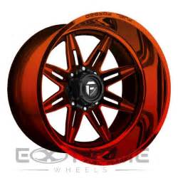 Custom Forged Truck Wheels Fuel Forged Ffc26 Custom Solid Color
