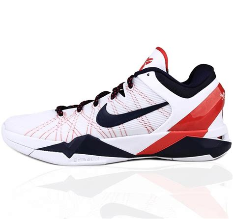 usa basketball shoes nike vii 7 usa olympic basketball shoes