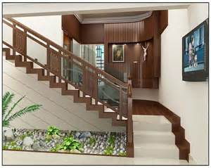 kerala home design staircase homedsgn railing wood glass google search 1635 perkins pinterest railings google and