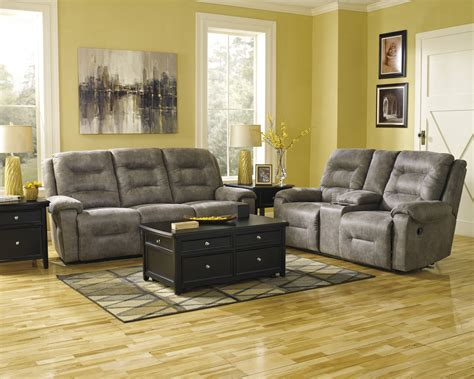 reclining living room sets buy ashley furniture rotation smoke reclining living room