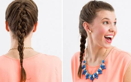 latest easy to make hairstyles easy hairstyles to make