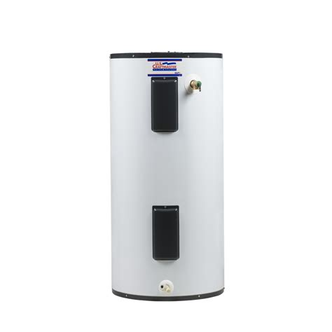 Small Water Heaters At Lowe S Shop U S Craftmaster 40 Gallon 6 Year Regular Electric