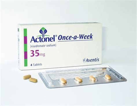 actonel 35 mg 4 tablets