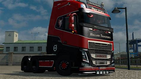 volvo trucks holland volvo holland ets 2 mods