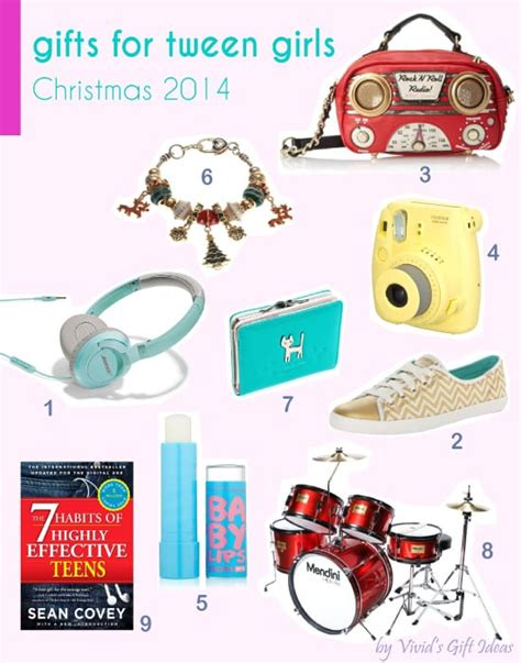12 christmas gift ideas for tween girls vivid s