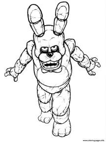 fnaf coloring pages freddy fnaf freddy five nights at freddys free to print coloring