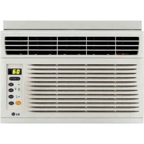 Buy Best Price LG Energy Star 6,000 BTU Window Mounted Air Conditioner with Remote Control (115