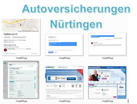 Auto Versicherung Wgv by Wgv Auto Versicherung In N 252 Rtingen Rue25 Notizen
