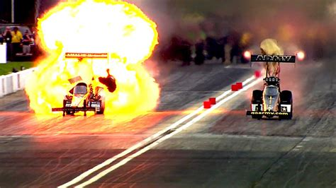 for top fuel pilot mcmillen at the springnats
