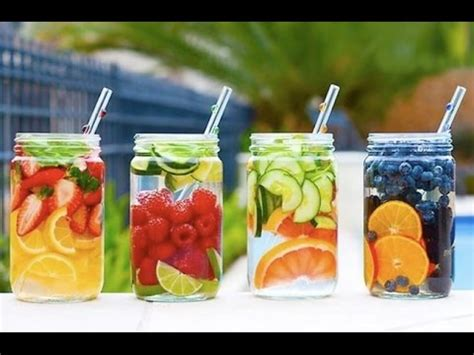 How To Make Your Own Detox Cleanse by Diy Detox Water Cleanse Your Even Lose Weight