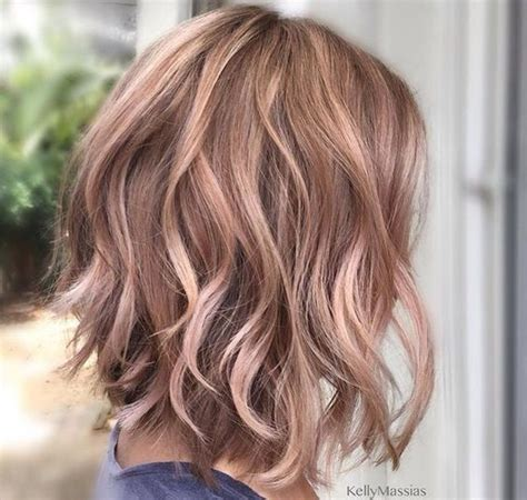 Medium Brown Hairstyles by 10 Balayage Hairstyles For Shoulder Length Hair Medium
