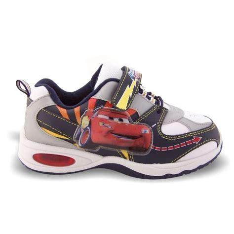 cars light up shoes boys shoes disney cars lightning mcqueen light up
