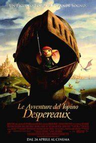 Topi Grande Icon recensione le avventure topino despereaux 2008