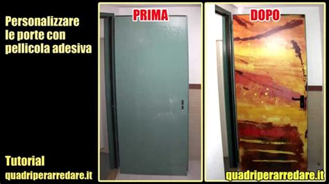 adesivi per porte interne adesivi per porte e armadi come applicarli sulle porte