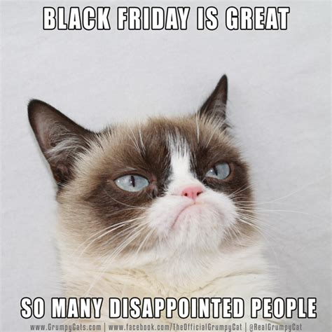 Grumpy Cat Friday Meme - 7 ways to increase social media engagement total customer