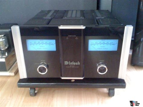 Mcintosh Mc402 2 Channel Power Lifier mcintosh mc402 power in excellent condition photo 713901 us audio mart