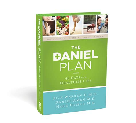 the daniel plan cookbook the daniel plan 40 days to a healthier life a food centric life