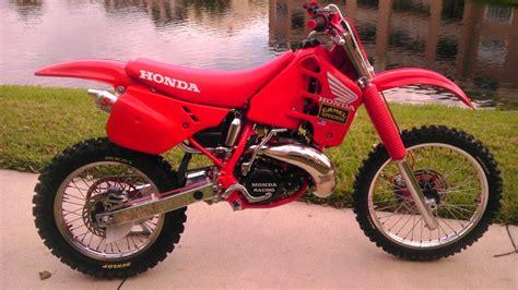 1988 honda cr250r 1988 cr250 project school moto motocross forums