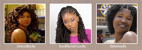 difference between locks and dreads sisterlocks for metro atlanta georgia 5 things you