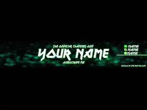 gaming banner template green gaming banner psd template doovi