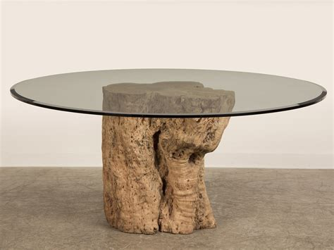 tree trunk bar top top tree trunk dining table on teak tree trunk dining table indonesia c