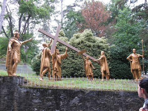 lourdes le chemin de croix