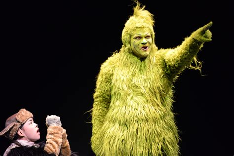 grinch s review the grinch and the who the show children s theatre company