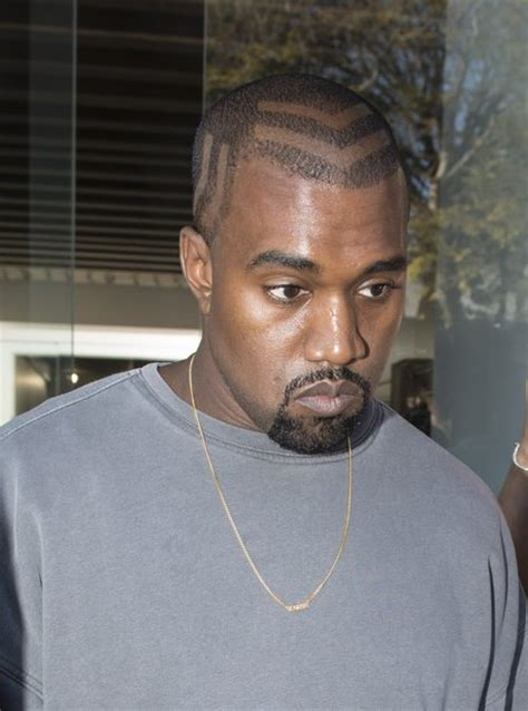 West Hairstyles by Kanye West Hairstyle Immodell Net