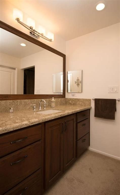 shiloh bathroom vanity shiloh russet oak vanity with cambria berkley beautiful