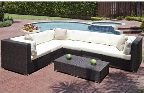 outdoor curved sectional sofa sectional outdoor sofa centerfieldbar com
