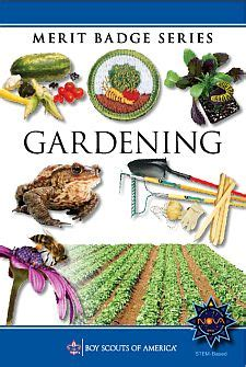 Gardening Merit Badge Gardening Merit Badge