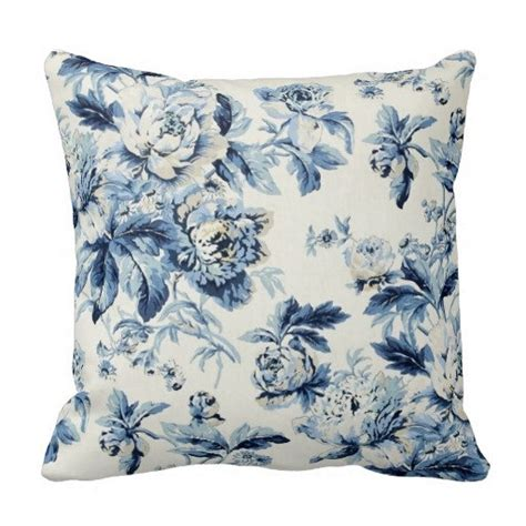 floral couch pillows blue pillows floral pillows couch pillows decorative