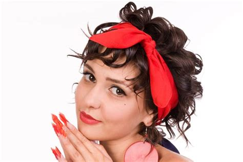 images of short choppy hair with bandanna bandana hairstyles beautiful hairstyles