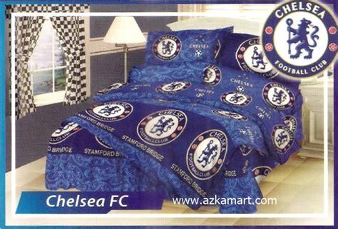 Harga Sprei Merk Chelsea sprei dan selimut motif bola jual sprei bed cover