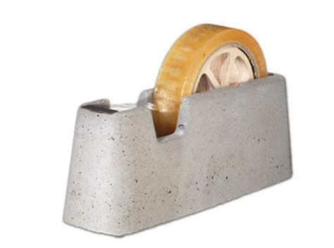 cool concrete desk accessories collection digsdigs