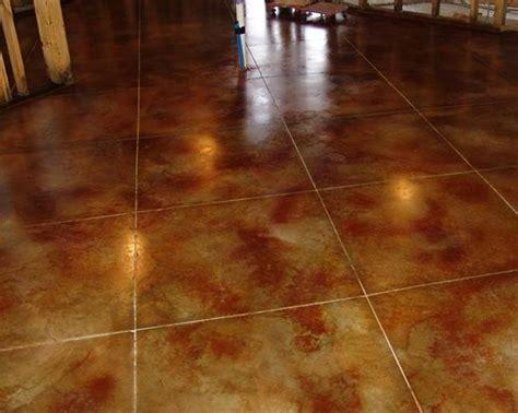 Stained Concrete Interior Floors by Interior Concrete Floors St Paul Minneapolis Mn Acid Stained Concrete Floors Mn