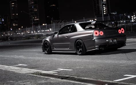 jdm tuner cars nissan skyline r34 jdm japanese cars import tuner car