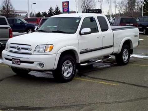 2003 toyota tundra trd off road 4wd youtube