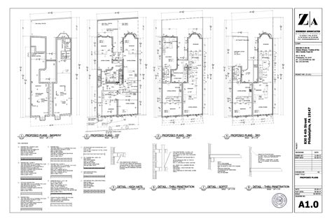 philadelphia row house floor plan philadelphia row house floor plan house design ideas